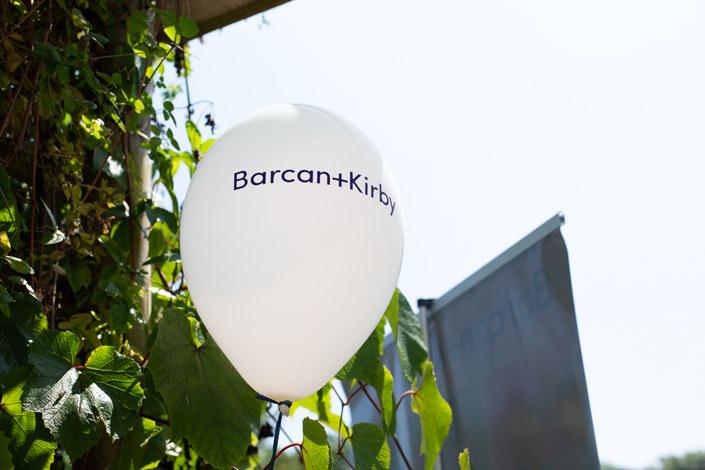 Barkan + Kirby logo