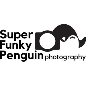 Super Funky Penguin logo